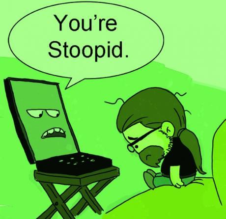 Computer-stupid