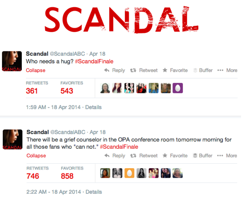 #ScandalFinale