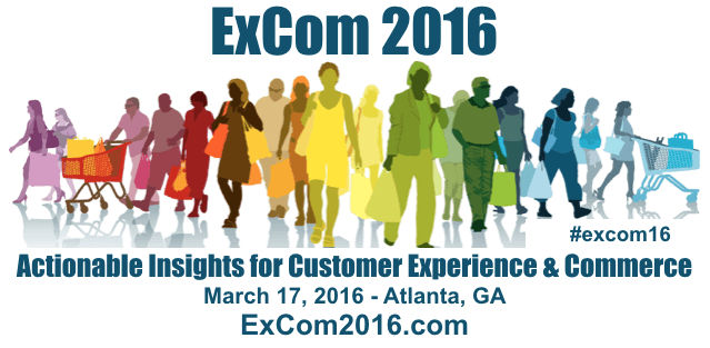#Excom2016 Actionable Insights for Engaging Modern Consumers